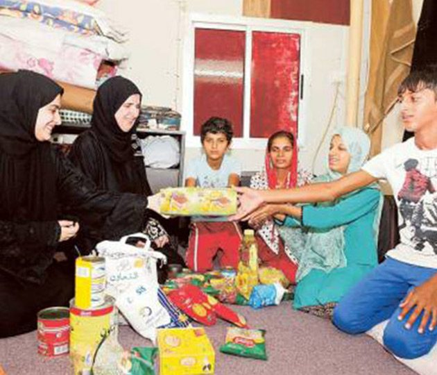 Food Donation in Dubai